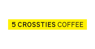 5 CROSSTIES COFFEE